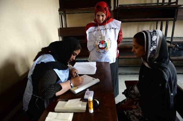 Photo of Afghanistan Election's Recount and Auditing process Completed