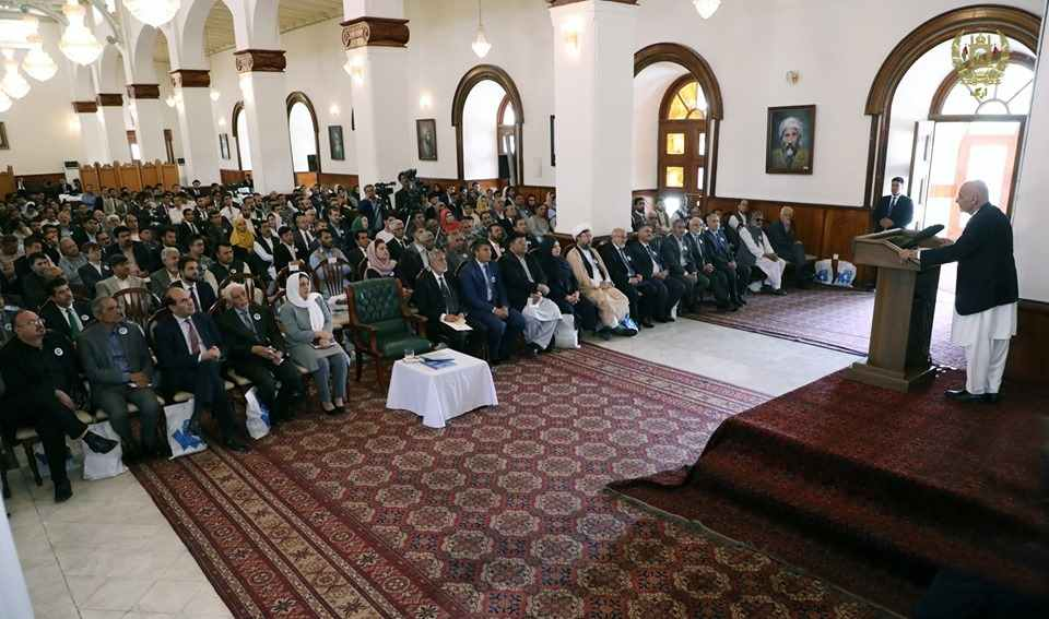Photo of Dari Not Only the Language of Connectivity, But the Language of A Civilized Region, President Ghani