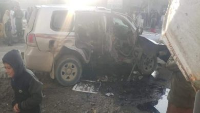 Photo of Seven People Injured in Two Blasts in Kabul