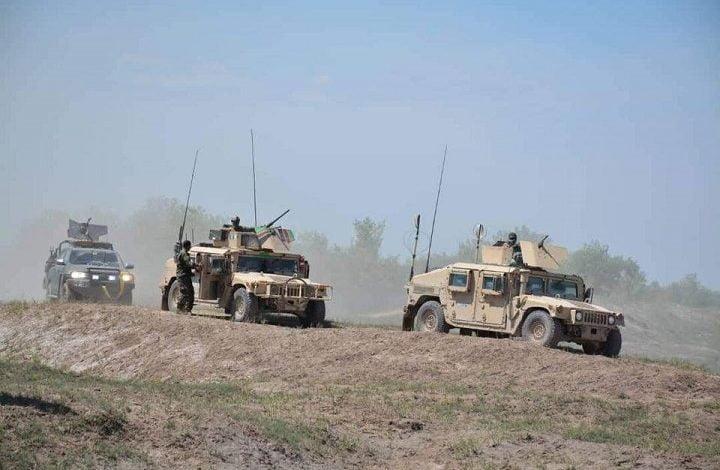 Seven Taliban killed in Balkh