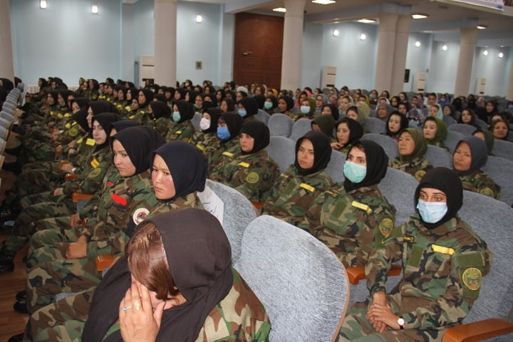 National Campaign for the Voice of Afghan Women in Defense of the Islamic Republic of Afghanistan