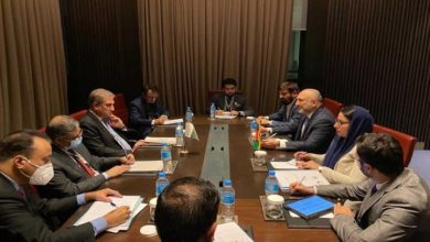 Photo of OIC Meeting: FM Atmar Stresses Reduction in Violence
