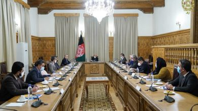 Photo of Curbing Second Wave of Coronavirus Govt.'s Main Priority: President Ghani