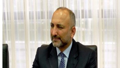 Photo of Minister Atmar Meets with Prince Rahim Agha Khan