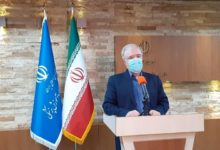 تصویر وزیر صحت ایران: مرگ روزانه کرونا به زیر ۴۰۰ نفر رسید