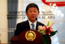 Photo of Japan Pledges $720m for Afghanistan Reconstruction