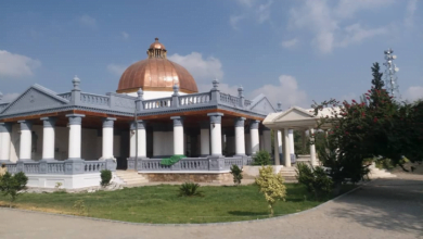 Photo of Khan Abdul Ghafar Khan Tomb in Jalalabad City
