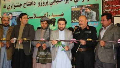 Photo of Development Projects Inaugurated in Logar