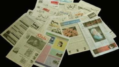 A look at the non-governmental newspapers published in the capital