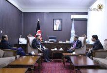 تصویر محمد طاهر زهیر : سفيران نقش ارزنده در بازتاب فرهنگ و هویت ملی افغانستان دارند
