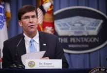 Photo of Former US Defense Secretary Sent Classified Memo to White House About Afghanistan