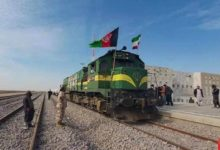Photo of Iran's First Consignment of Exports Arrives in Afghanistan via Rail
