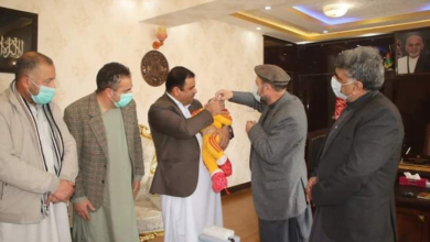 Photo of Polio Vaccination Campaign Began in Farah